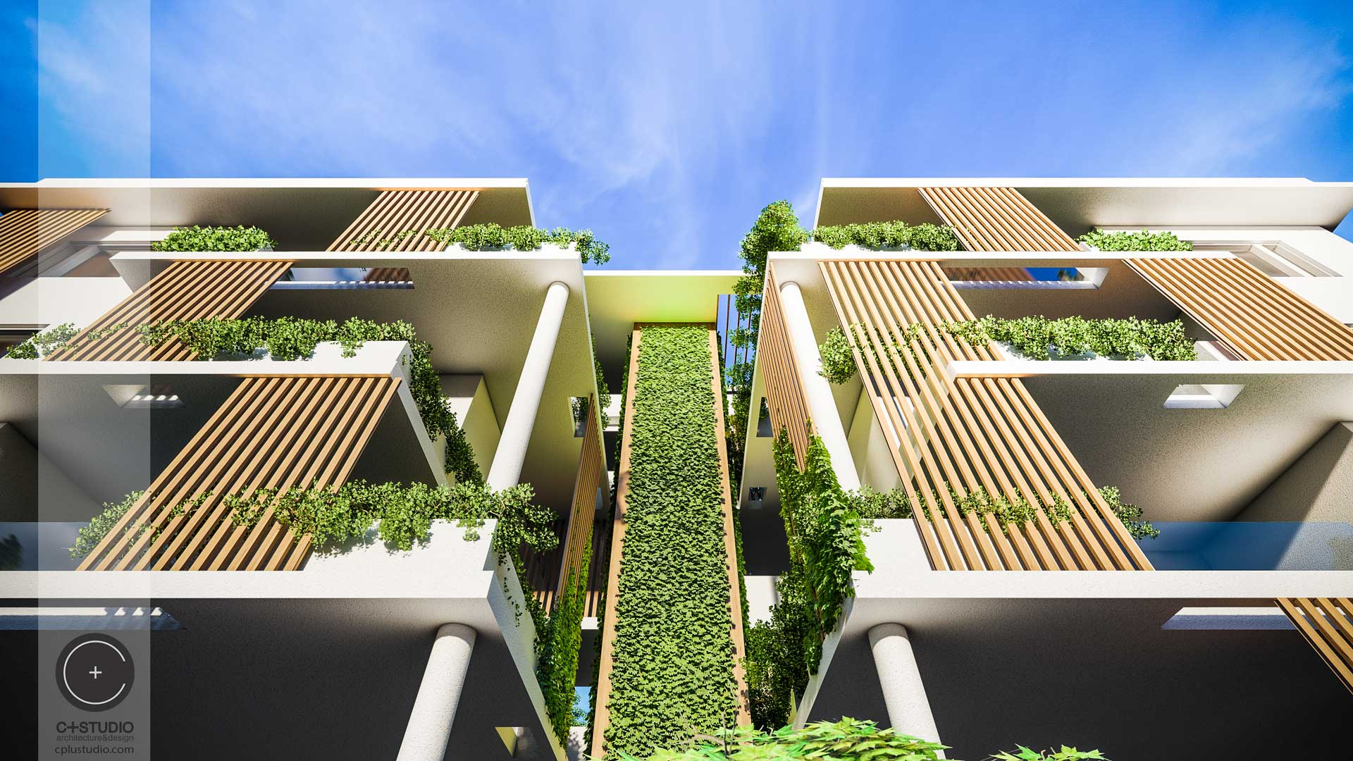 ZENONOS RESIDENTIAL APARTMENT BUILDING ARCHITECTURE DESIGN ...